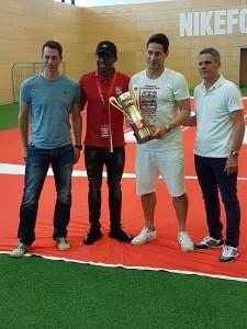 Coke Cup17 HP Alaba Pokal Kühbauer Stadler