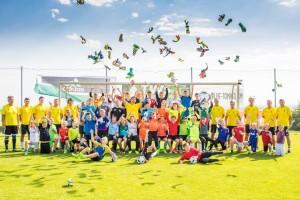 TWS Camp LB 2017 Handschuhe Gruppe