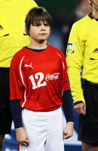 Coca Cola Matchball Carrier Marcel Taurok